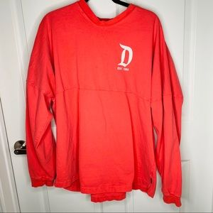 Disneyland resort long sleeve tee xxl